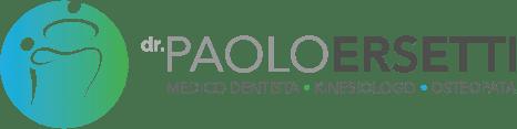 PAOLO ERSETTI - Odontoiatra Osteopata Kinesiologo